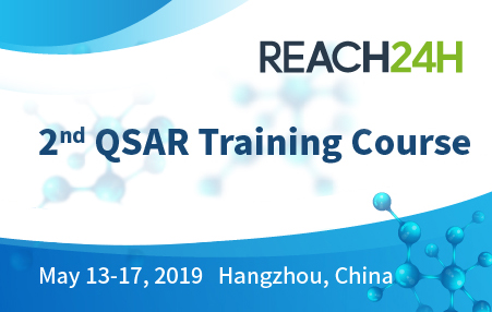 2nd REACH24H Training Course on QSAR Model, China