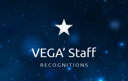 VEGAs staff Recognitions